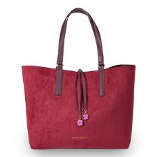 Campo Marzio Shopper Bag Danielle Red wine