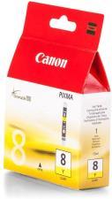 Canon BJ PGI-8BK Cartuccia Inchiostro, Yellow