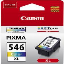 CANON CARTUCCIA INK COLOR CL 546XL ALTA CAP.