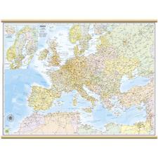 Cartografia Belletti Mappa Murale Europa 132x99 cm