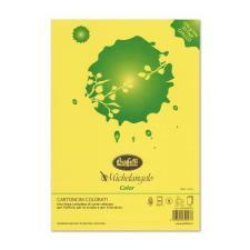 Cartoncini Michelangelo Color A4 -Giallo- risma da 50 fogli - 160gr.-colori forti