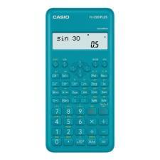 Casio Calcolatrice scientifica FX220S a 2 linee - 181 funzioni - 5 lingue Azzurra