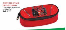 Comix Astuccio Ovale Organizzato Ferrari