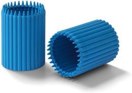 Crayola Portapenne e matite colorato per bambini Blu