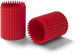 Crayola Portapenne e matite colorato per bambini Rosso