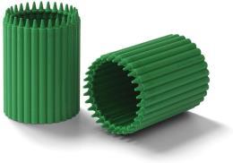 Crayola Portapenne e matite colorato per bambini Verde