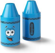 Crayola Portapenne e porta oggetti colorato per bambini Blu