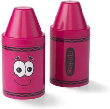 Crayola Portapenne e porta oggetti colorato per bambini Fucsia