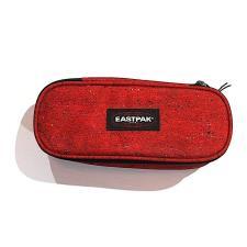 EASTPAK ASTUCCIO OVAL SINGLE tasca interna con zip A44 NEP SAILOR ROSSO