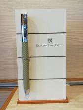 Faber Castell Penna Stilografica AMBITION OpArt Verde