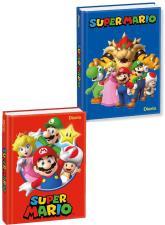 FCP DIARIO Scolastico Super Mario Bros 12 Mesi Standard Non DATATO Misure 13X18 ROSSO