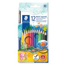 MATITA AQUARELLABILE ASTUCCIO 12 NORIS CLUB STAEDTLER