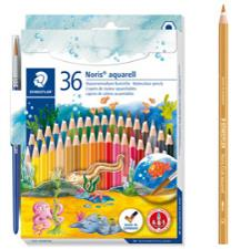 MATITA AQUARELLABILE ASTUCCIO 36 NORIS CLUB STAEDTLER