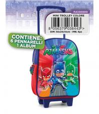MINI TROLLEY PJ MASKS