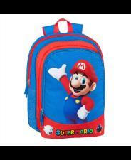 Panini Mini Zaino Scuola Asilo Super Mario Bros