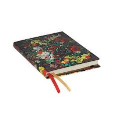 Paperblanks Agenda Midi 2019-2020 Van Huysum 18 mesi interno Orizzontale Multicolore