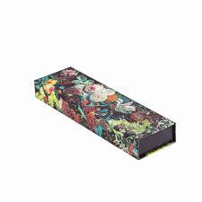 Paperblanks Astuccio Rigido Van Huysum con chiusura magnetica Multicolore
