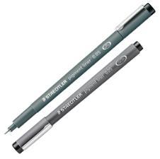 Pennarello Pigment Liner 308 nero 0,05mm Staedtler