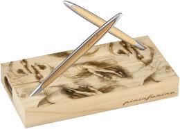 Pininfarina Cambiano 500th Leonardo Da Vinci - Set Stilo in Ethergraf e Penna a Sfera