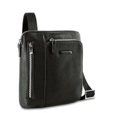 Piquadro Borsello Black Square porta iPad® Nero