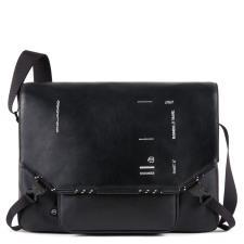 Piquadro Messenger porta computer e porta iPad® Kyoto Nera