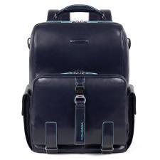 Piquadro Zaino porta PC e porta iPad® con placca USB e micr BagMotic
