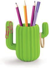 Portapenne - Verde Cactus Desktop Organiser Marca