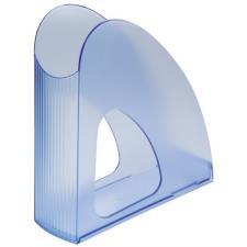 Portariviste - blu trasparente