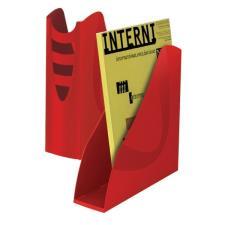 Portariviste Plastic Desk - colore rosso