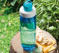 Snips Bottiglia in Tritan 0,75 L Blu