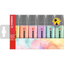 STABILO BOSS ORIGINAL Pastel - Astuccio da 6 - Colori assortiti
