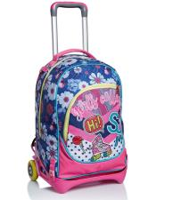 TROLLEY JACK - PINKY COLLEGE -