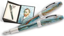 Visconti Van Gogh Portrait Blue Penna Stilografica