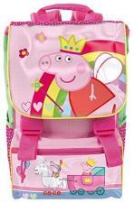 Zaino scuola estensibile Peppa Pig